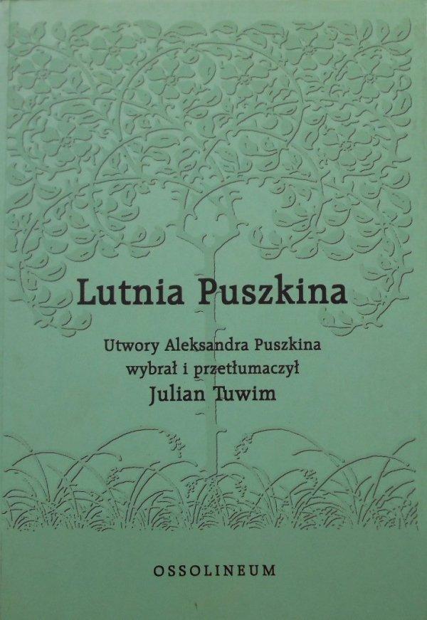 Aleksander Puszkin • Lutnia Puszkina