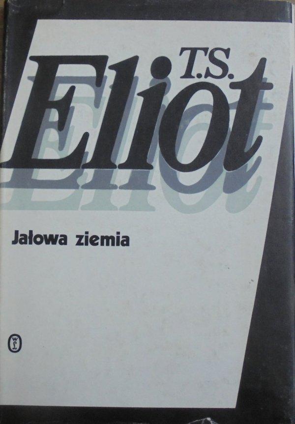 T.S.Eliot • Jałowa ziemia [Czesław Miłosz]