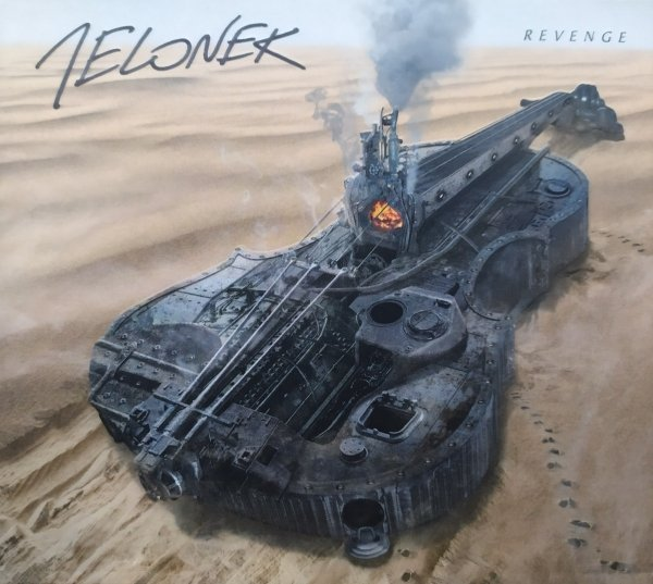 Jelonek Revenge CD