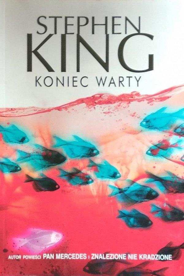 Stephen King • Koniec warty