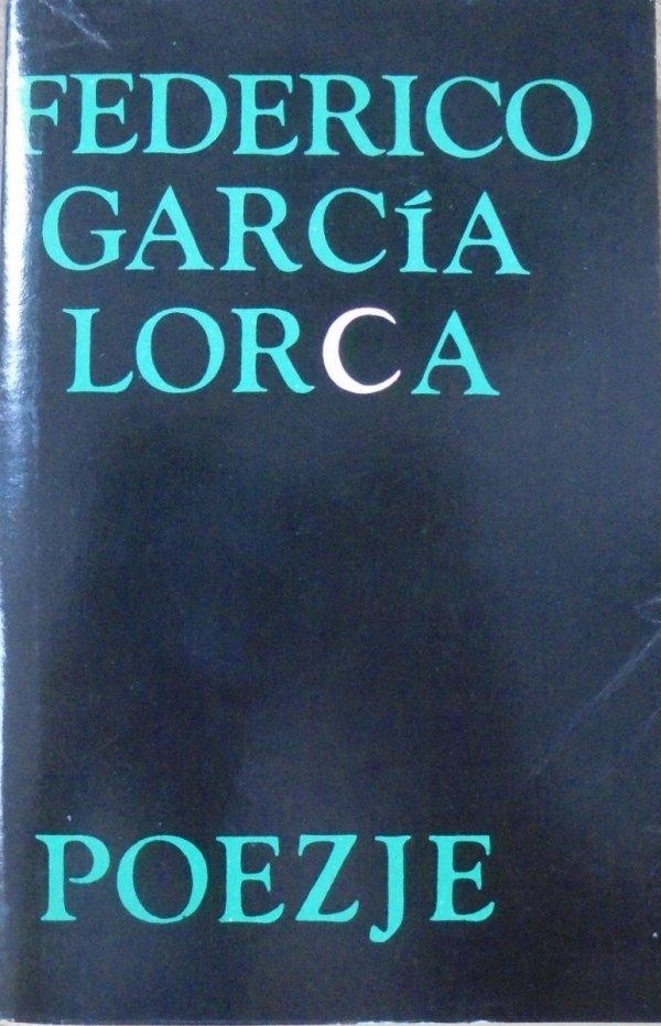 Federico Garcia Lorca • Poezje