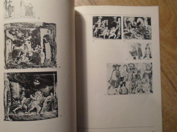 Pablo Picasso • Grafika Pabla Picassa. 347 grafik