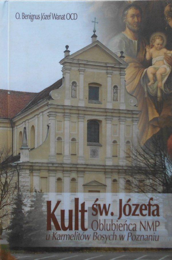 O. Benignus Józef Wanat • Kult Św. Józefa