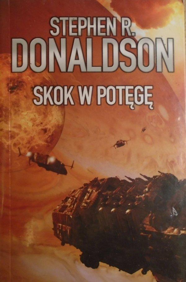 Stephen R. Donaldson • Skok w potęgę