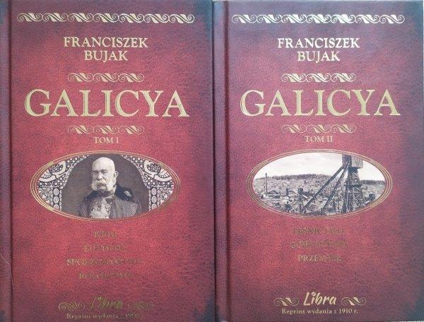 Franciszek Bujak Galicya [komplet]