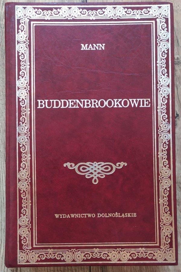 Tomasz Mann Buddenbrookowie