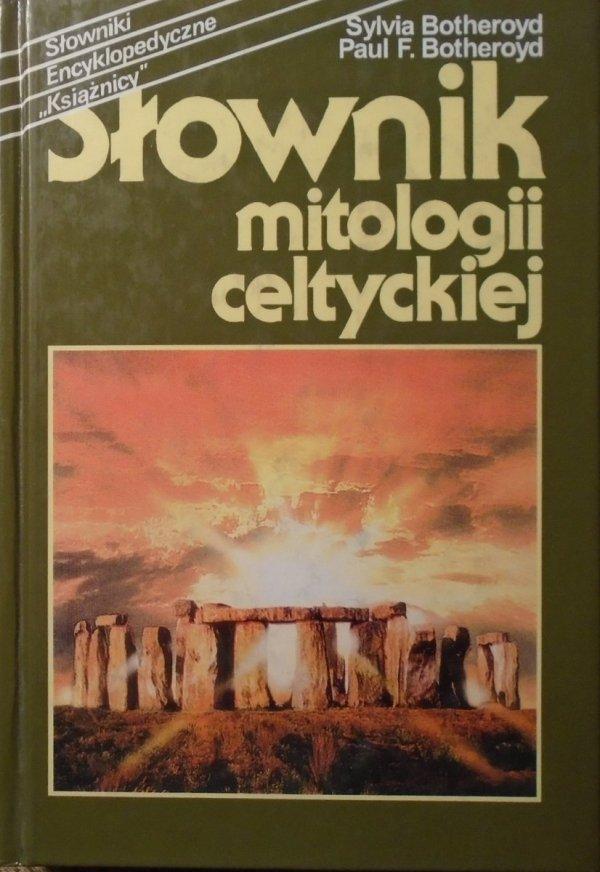 Sylwia i Paul Botheroyd • Słownik mitologii celtyckiej