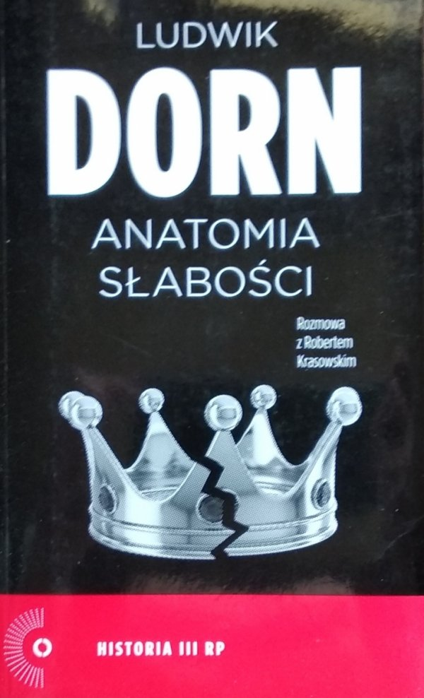 Ludwik Dorn • Anatomia słabości
