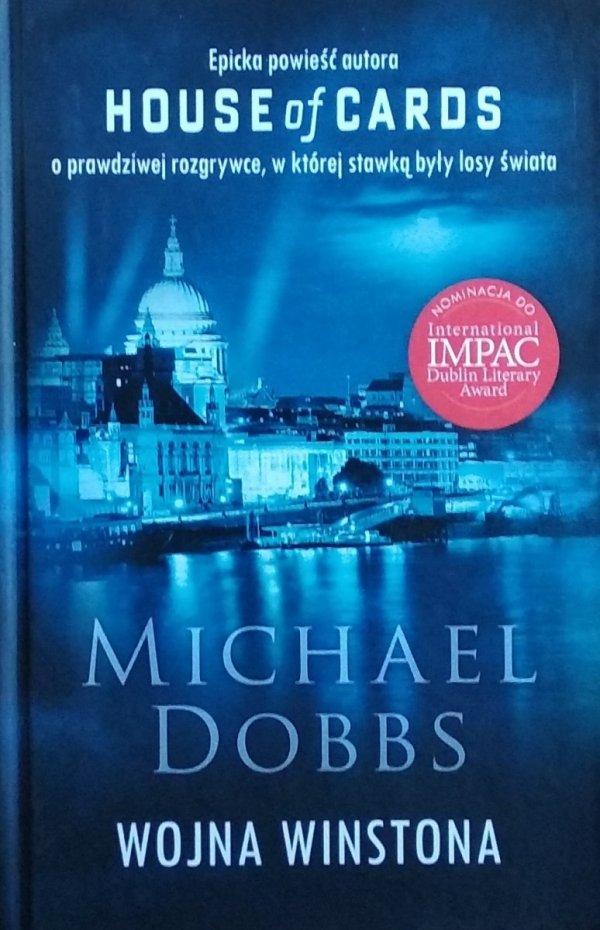 Michael Dobbs • Wojna Winstona