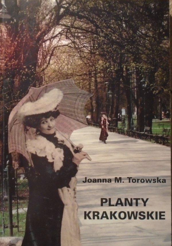 Joanna M. Torowska • Planty krakowskie. Przewodnik dla nauczycieli