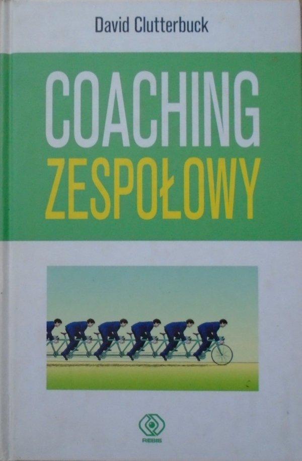 David Clutterbuck • Coaching zespołowy