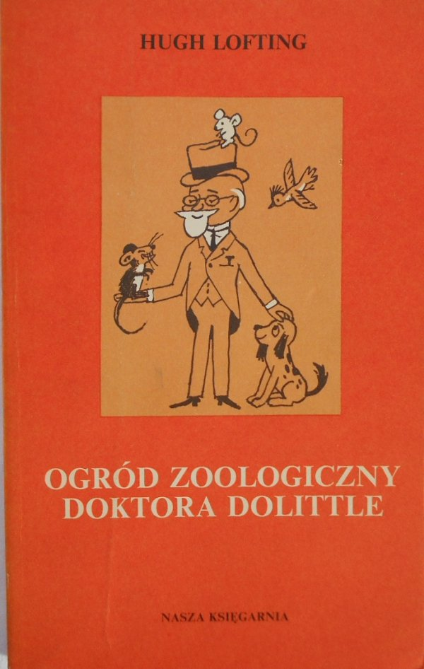 Hugh Lofting • Ogród zoologiczny Doktora Dolittle