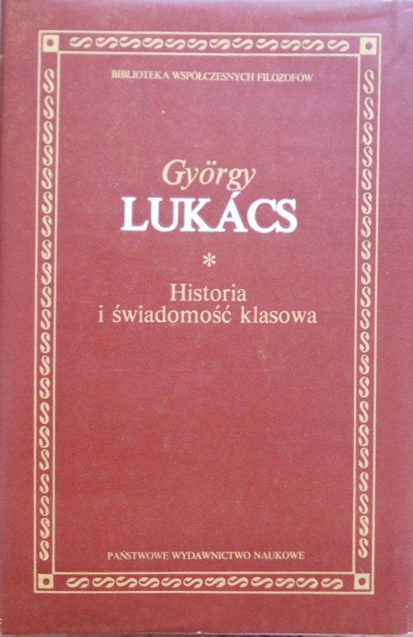 Gyorgy Lukacs • Historia i świadomość klasowa