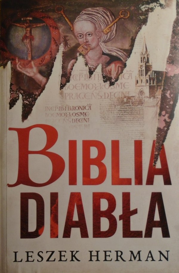 Leszek Herman • Biblia diabła