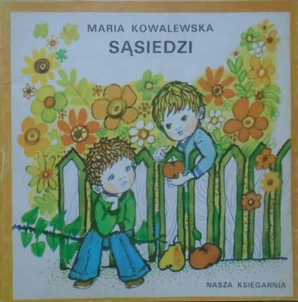 Maria Kowalewska • Sąsiedzi [Janina Krzemińska] [Poczytaj mi mamo]