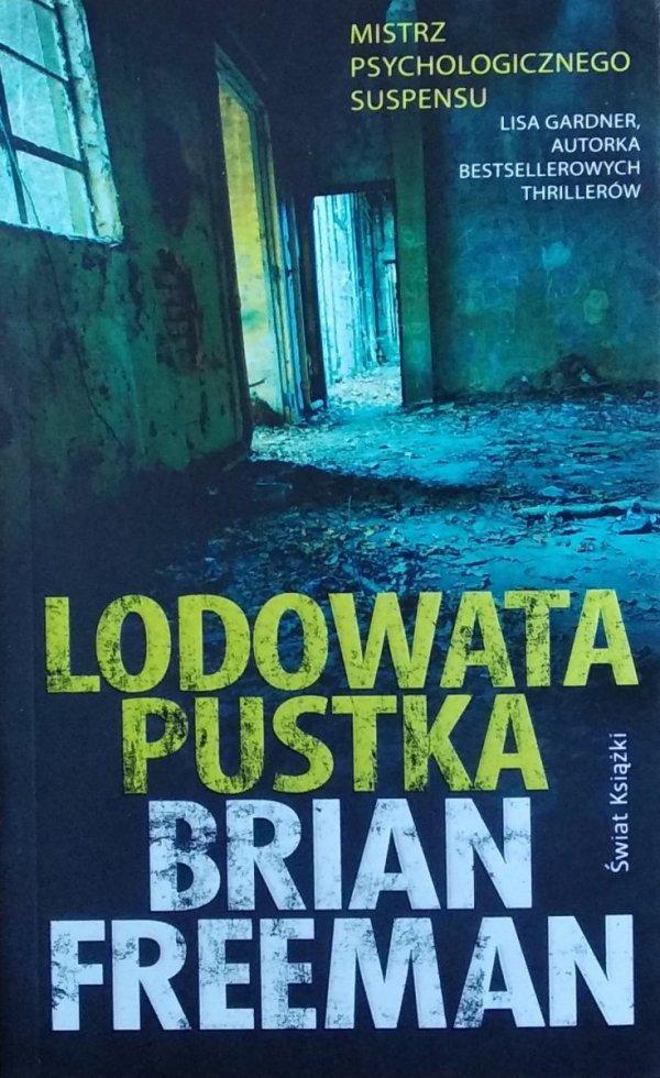 Brian Freeman • Lodowa pustka