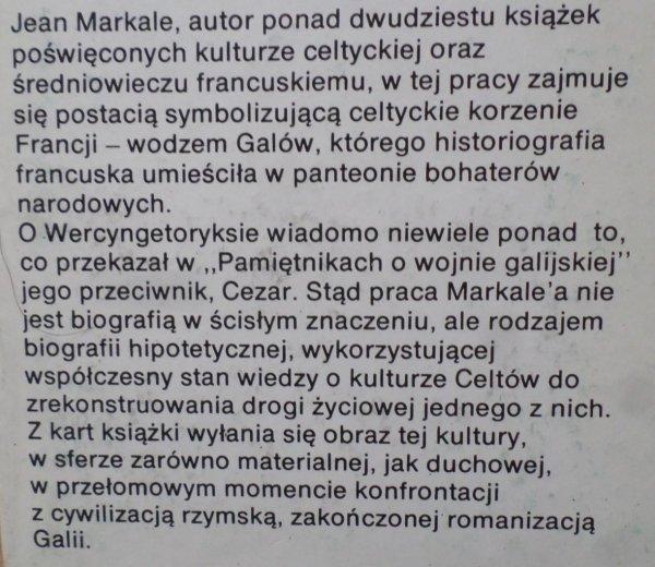 Jean Markale • Wercyngetoryks