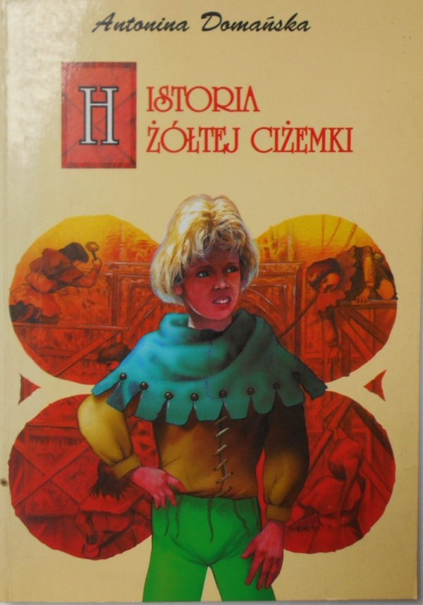 Antonina Domańska • Historia żółtej ciżemki