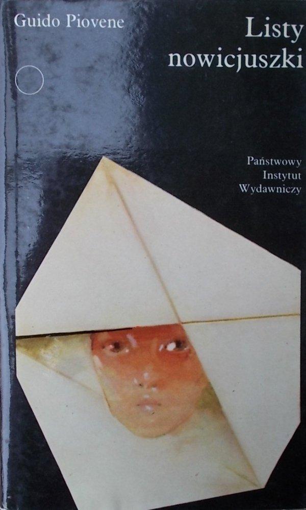 Guido Piovene • Listy nowicjuszki