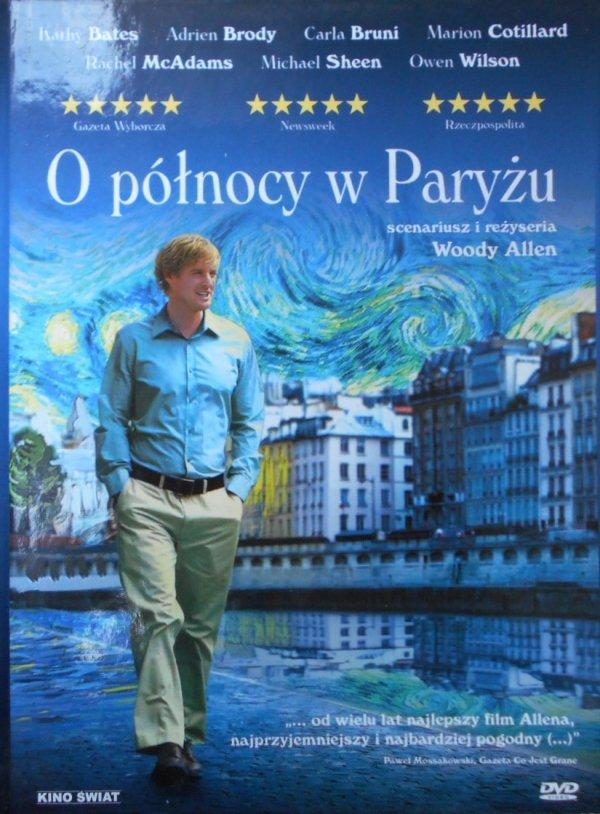 Woody Allen • O północy w Paryżu • DVD