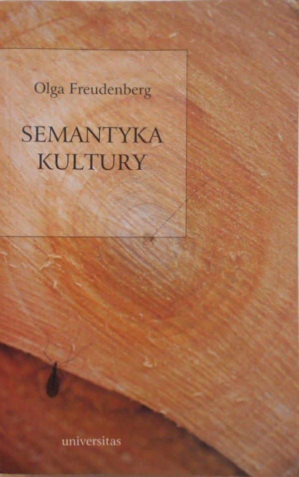 Olga Freudenberg • Semantyka kultury