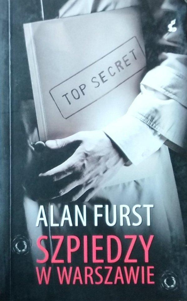 Alan Furst • Szpiedzy w Warszawie