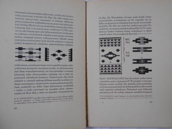 Karol Homolacs • Budowa ornamentu i harmonia barw. Dydaktyka zdobnictwa