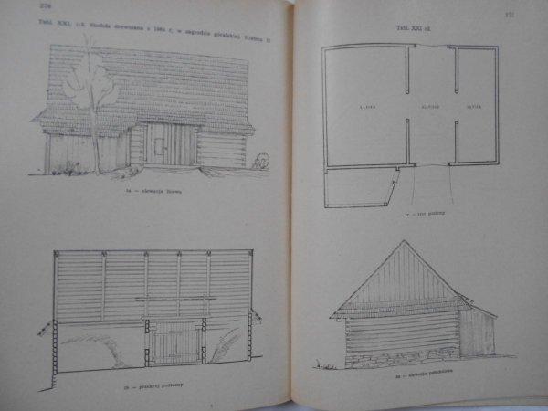 Maria Gładyszowa • Górnośląskie budownictwo ludowe