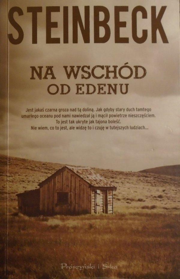 John Steinbeck • Na wschód od Edenu