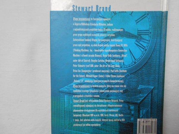 Steward Brand • Długa teraźniejszość