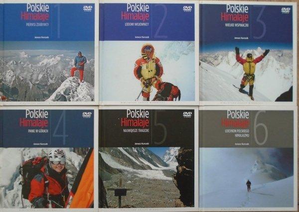 Janusz Kurczab • Polskie Himalaje [komplet]