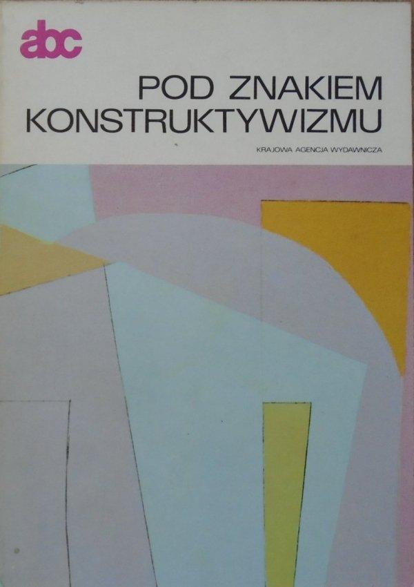 Stanisław Stopczyk • Pod znakiem konstruktywizmu