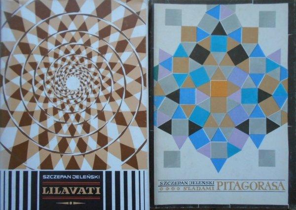 Szczepan Jeleński • Lilavati + Śladami Pitagorasa [komplet]