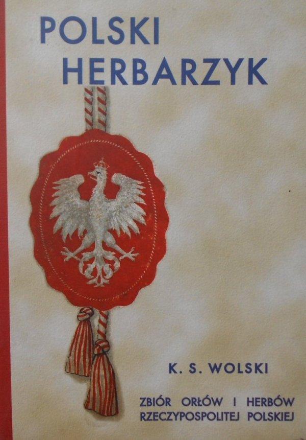K.S. Wolski • Polski herbarzyk