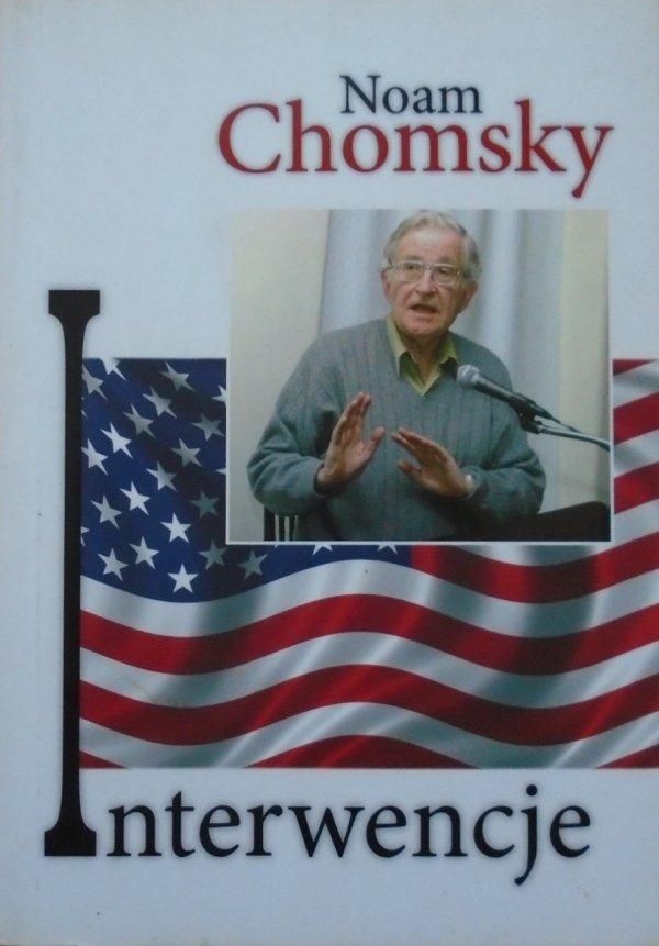 Noam Chomsky • Interwencje