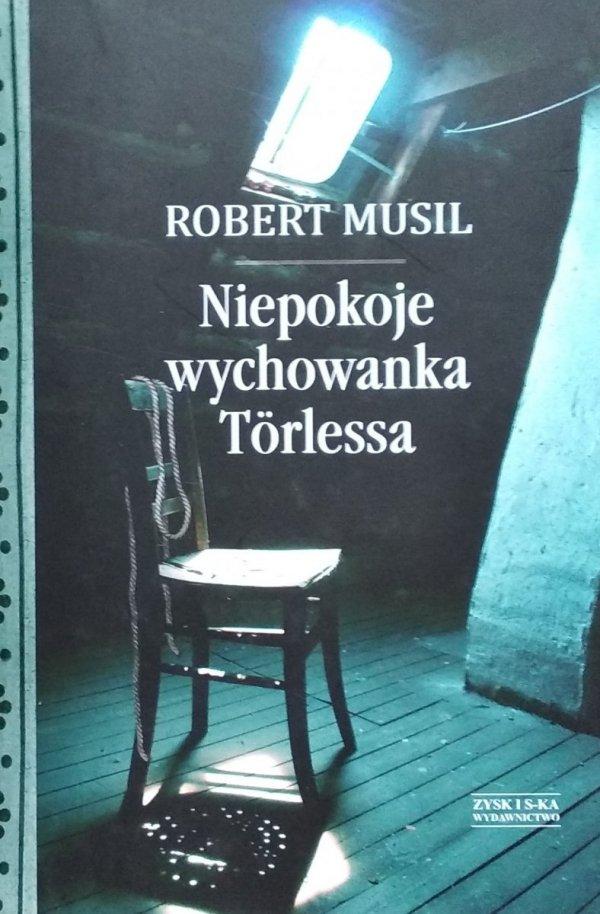 Robert Musil • Niepokoje wychowanka Torlessa