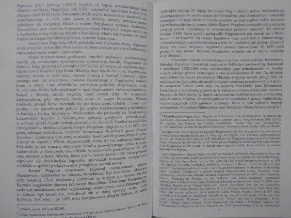 rycerstwo • Opisanie podróży Mikołaja von Popplau rycerza rodem z Wrocławia