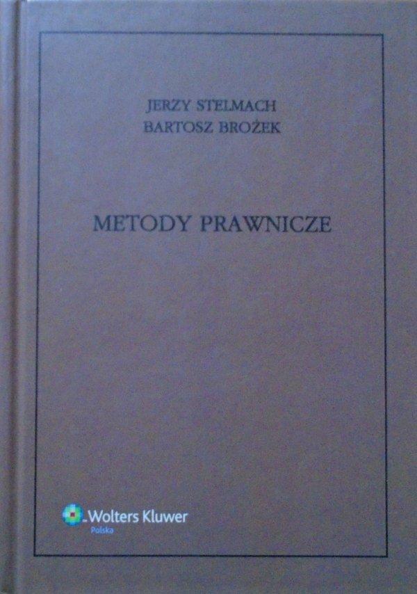 Jerzy Stelmach, Bartosz Brożek • Metody prawnicze