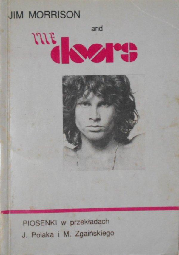 Jim Morrison and The Doors • Piosenki