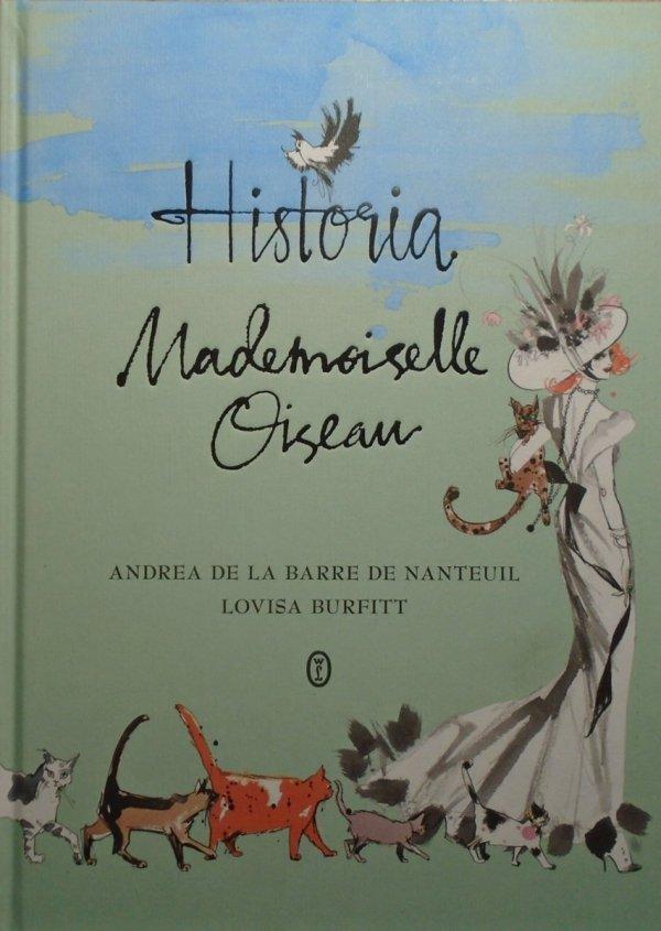 Lovisa Burfitt, Andrea de La Barre de Nanteuil • Historia Mademoiselle Oiseau