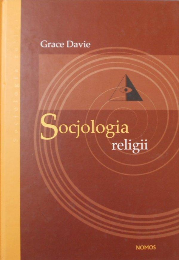Grace Davie • Socjologia religii