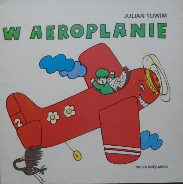Julian Tuwim • W aeroplanie [Mirosław Tokarczyk] [Poczytaj mi mamo]