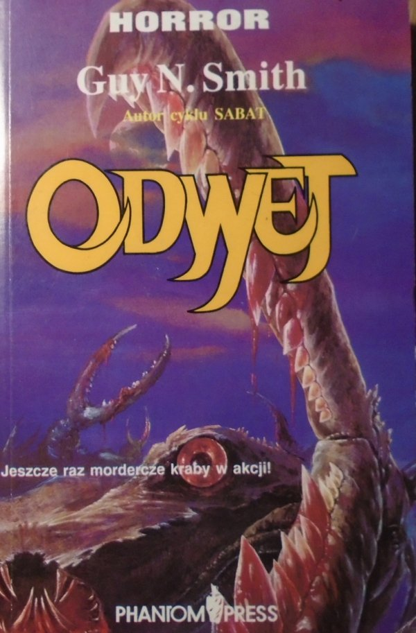 Guy N. Smith • Odwet