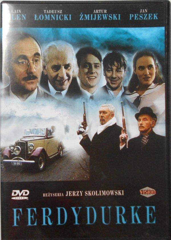 Jerzy Skolimowski Ferdydurke • DVD