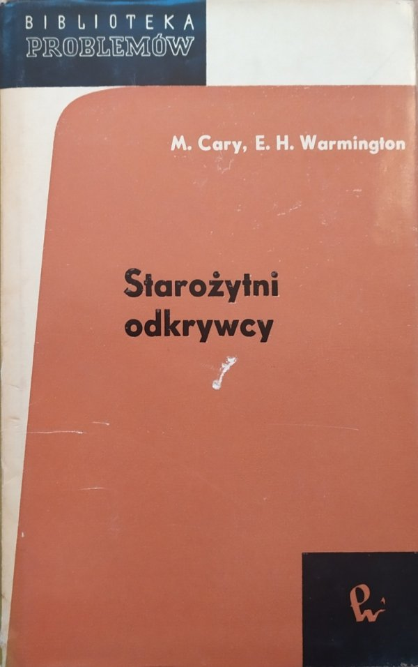 M.Cary, E.H.Warmington Starożytni odkrywcy