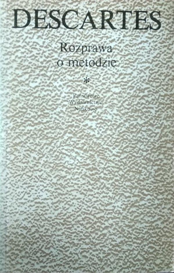 Kartezjusz [Rene Descartes] • Rozprawa o metodzie