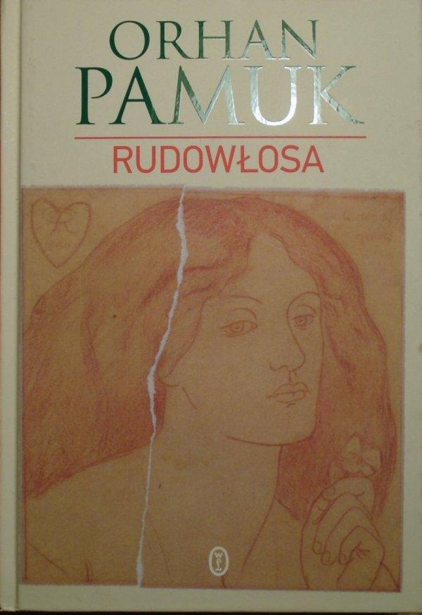 Orhan Pamuk • Rudowłosa