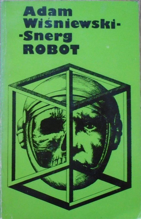 Adam Wiśniewski-Snerg • Robot