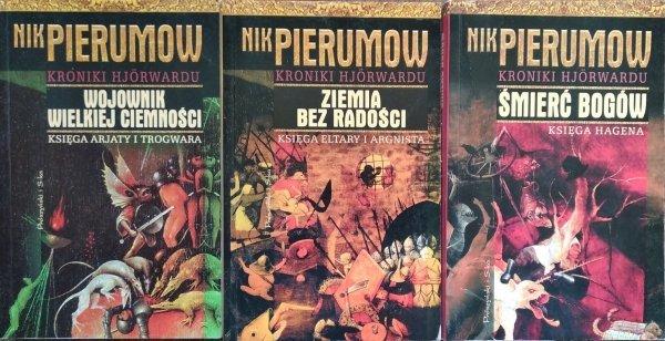 Nik Pierumow • Kroniki Hjorwardu [komplet]