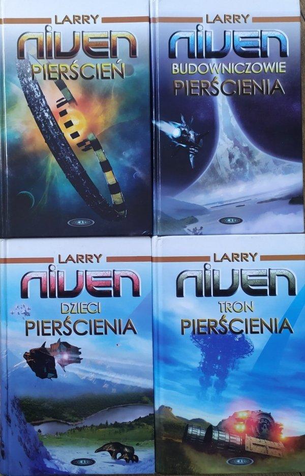 Larry Niven Świat Pierścienia [komplet]
